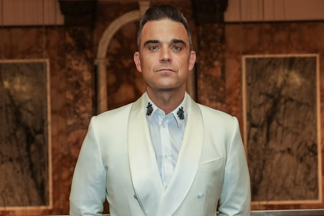 Robbie Williams has already made £14 million in 2016
