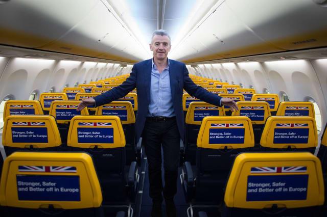 Ryanair results