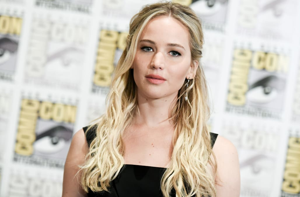 """2015 Comic-Con - """"The Hunger Games: Mockingjay Part 2"""" Press Line"""