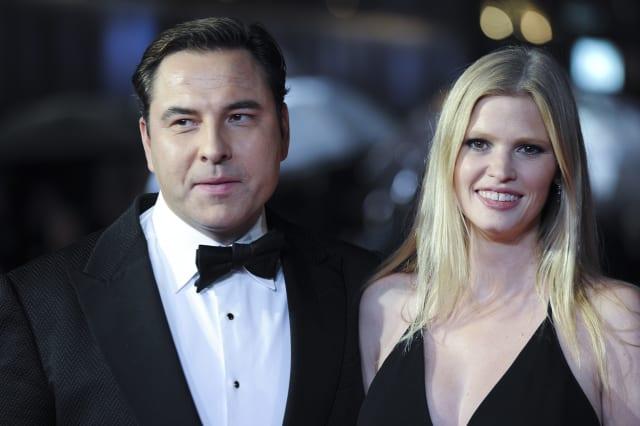 David Walliams and Lara Stone split £19m in 30 minute divorce hearing