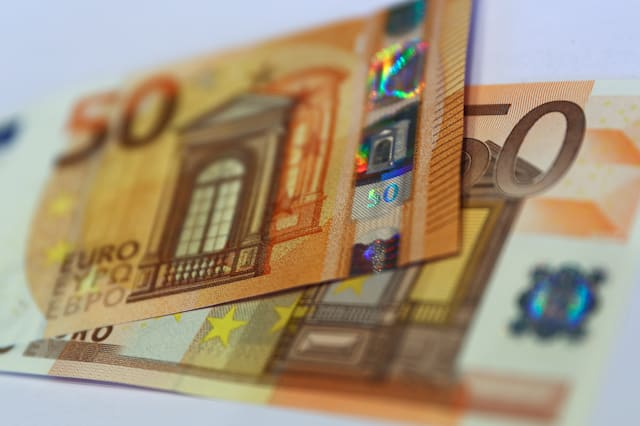 ECB-50 EURO NOTE/
