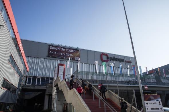 SUBARU Stand,Geneva 2016