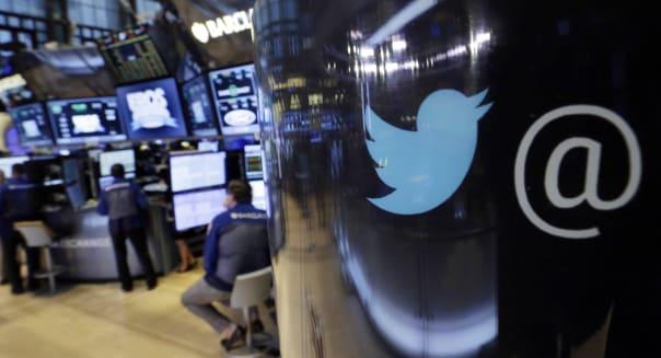 Financial Markets Wall Street Twitter Layoffs