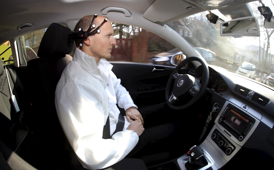 Give way to the future of driverless