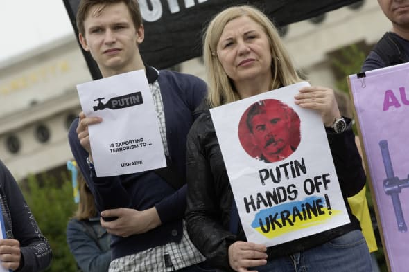 Ukraine's EU Pact with Russia influence