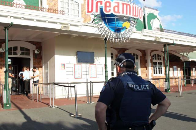 AUSTRALIA-DREAMWORLD-ACCIDENT
