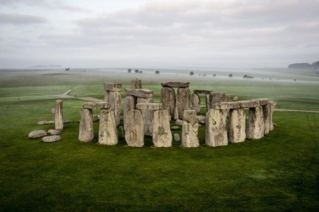 Stonehenge anniversary