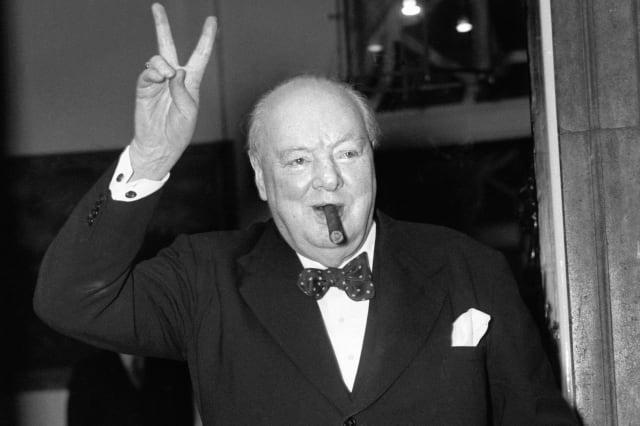 Winston Churchill wasn't a big fan of taxes
