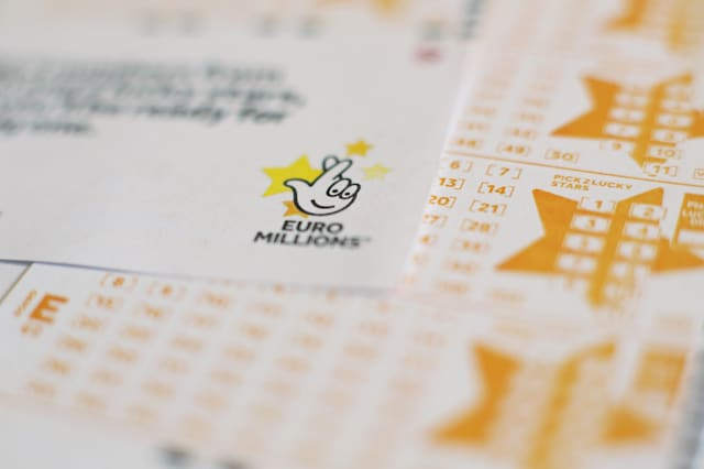 Match two numbers on EuroMillions and win less than the cost of the ticket