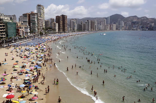 British woman dies after balcony fall in Benidorm