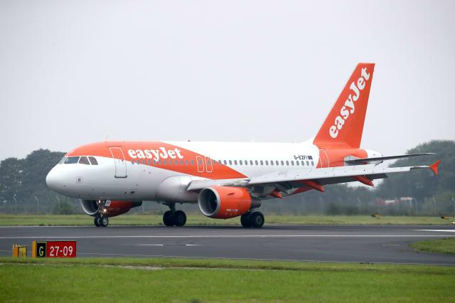Easyjet profits