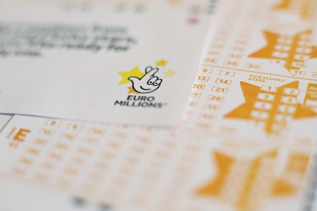 Changes to Euromillions tickets