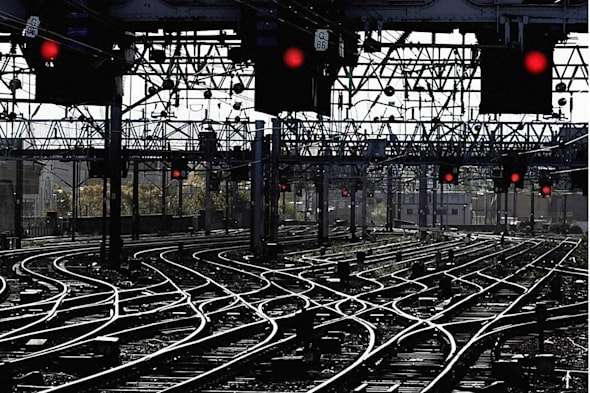 Three-quarters of Britain's rail network is now owned by foreign companies