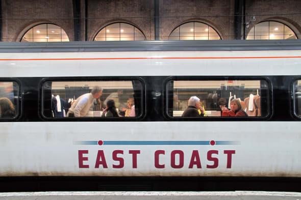 East Coast rail route is privatised again
