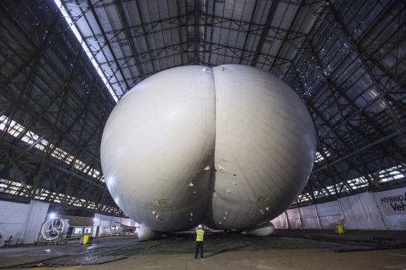 World's Longest Aircraft Unveiled