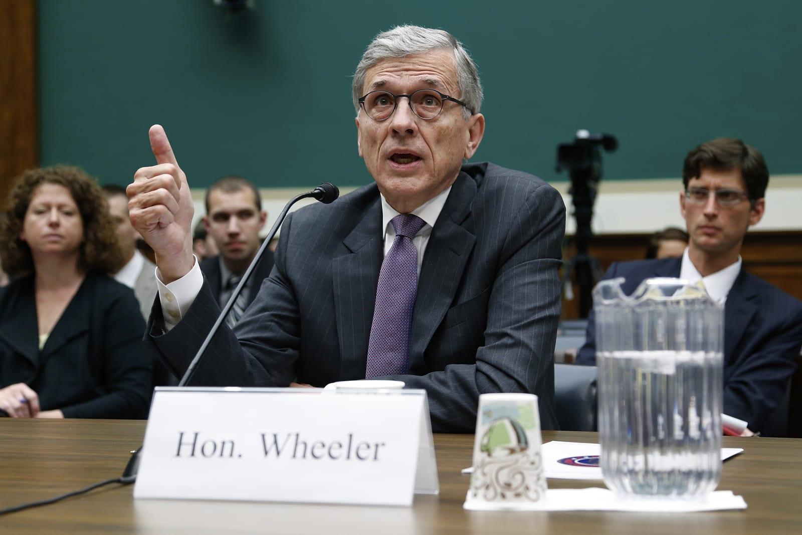 USA-FCC/WHEELER