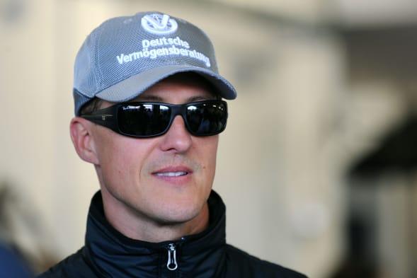 Michael Schumacher skiing accident