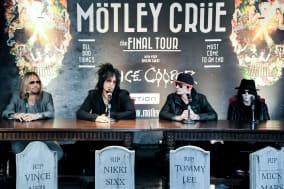 Music-Motley Crue