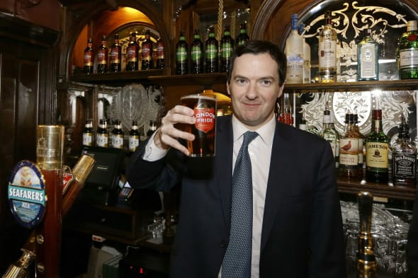 Red Lion pub - Whitehall