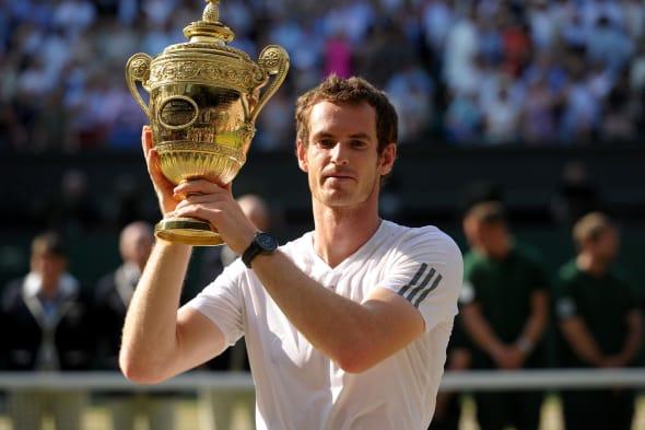 Tennis - Andy Murray Filer