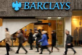 Barclays fundraising