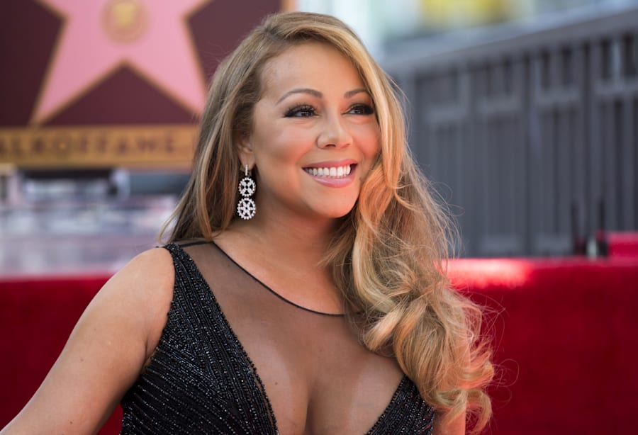 Mariah Carey has famously said she can't wear flat shoes, but can do anything in