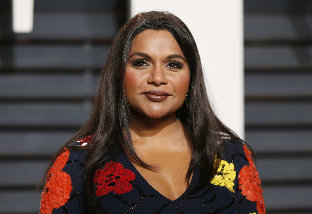 Mindy Kaling Reportedly Pregnant With First