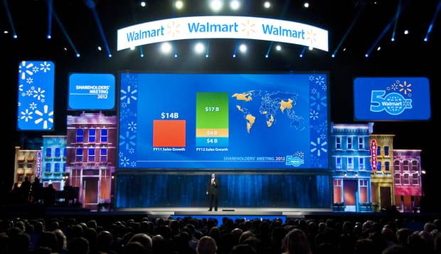 Walmart Annual Meeting