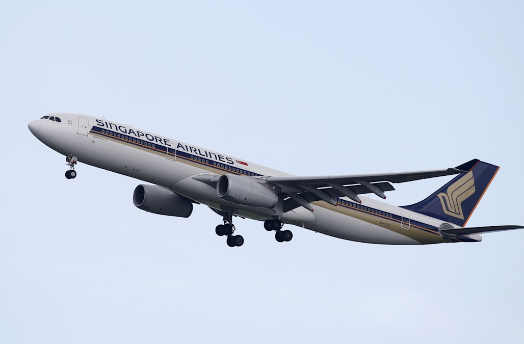 SINGAPORE AIRLINES-RESULTS/