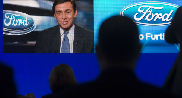 Report: Ford to Tap COO Fields as Next CEO