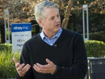 EBay President John Donahoe & PayPal President David Marcus Interviews
