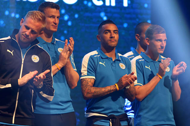 Leicester City Arrival Press Conference