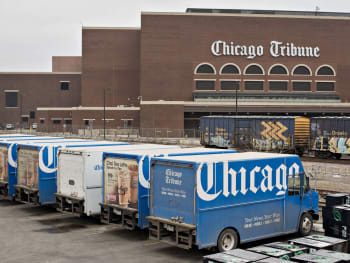 Tribune Co. 4th Quarter Profit Drops 11% To $773 Million