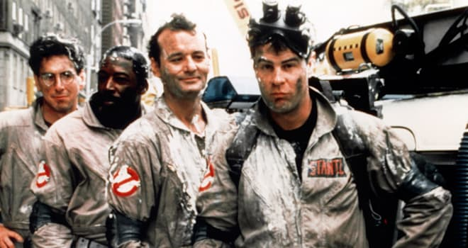 ghostbusters, library of congress, national film registry, 1984
