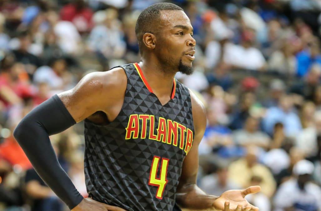 Hawks Pelicans Basketball