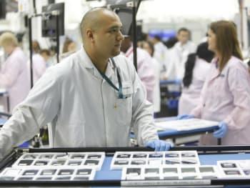Tour Of Google And Motorola's New Flextronics' Factory