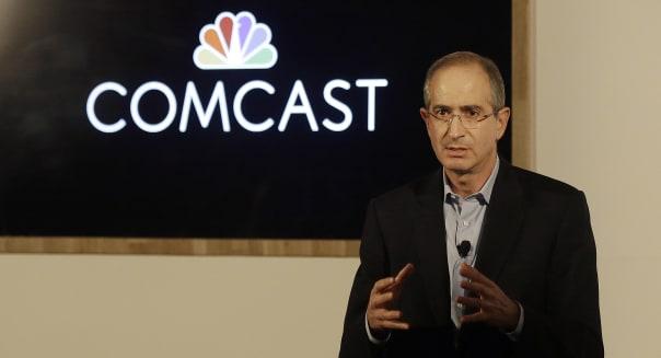 Comcast CEO