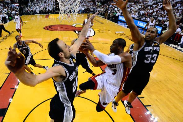 2014 NBA Finals - Game Four