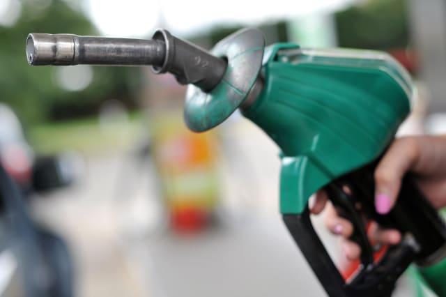 Petrol prices slump over last month