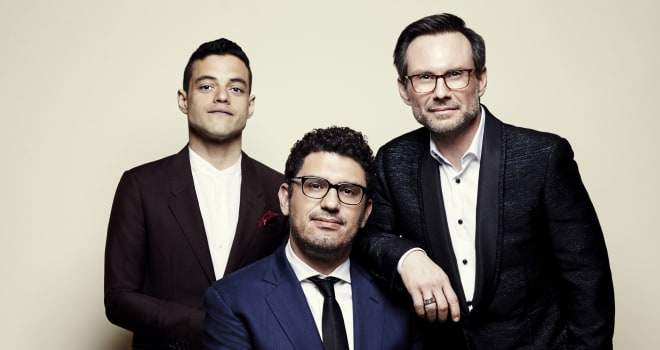 Mr. Robot, The 75th Annual Peabody Awards Ceremony Portraits, May 21, 2016