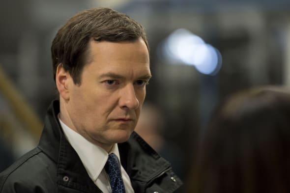 George Osborne regional visit to South Wales