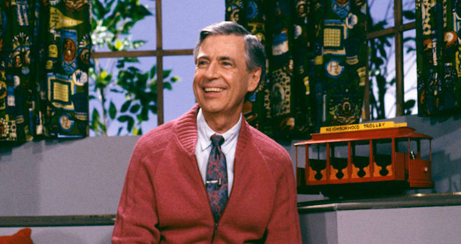 Fred Rogers Of Public Television