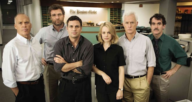 spotlight wins best picture oscar