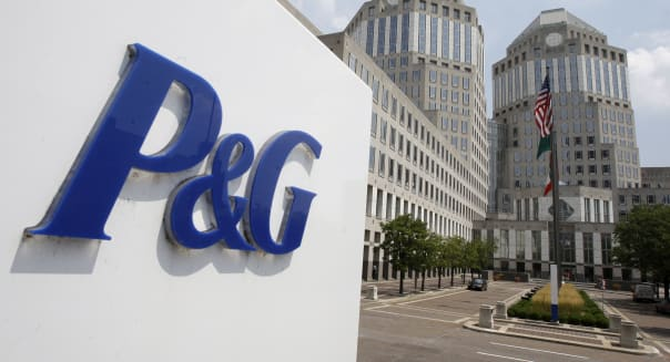 Earns Proctor and Gamble (FILE - This Aug. 2, 2010, file photo, shows the Procter & Gamble Co. headquarters building in Cinc
