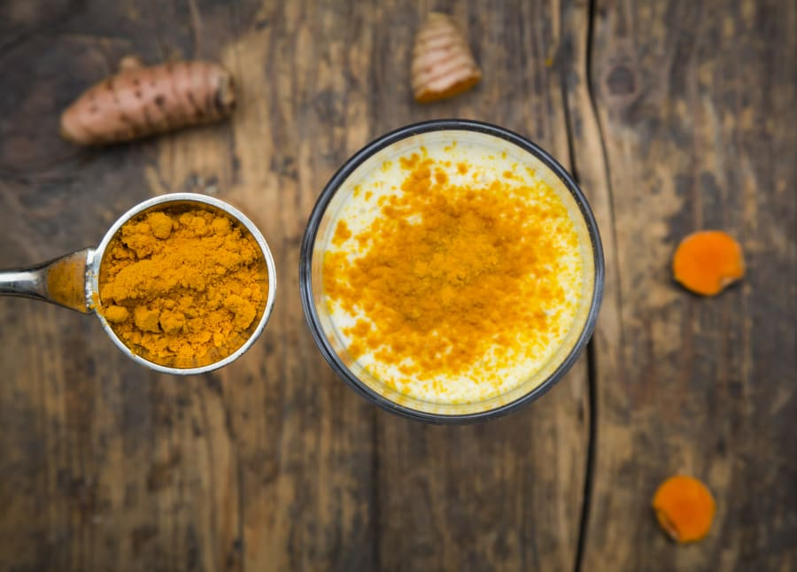 Spicy turmeric lattes are all the rage right