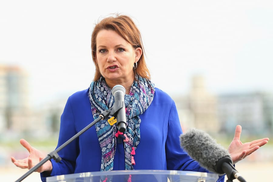 Health Minister Sussan Ley has announced that businesses can apply for a licence to grow medicinal