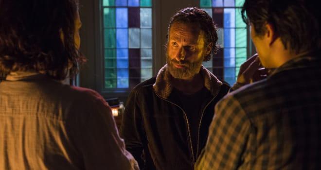 The Walking Dead, walking dead season 5