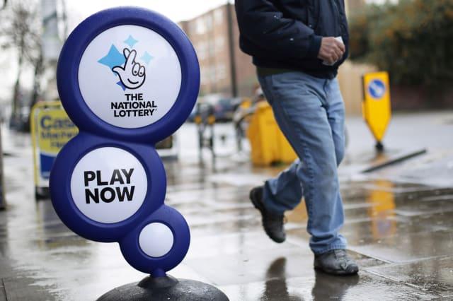 Lottery jackpot rolls over