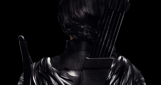 The Hunger Games, The Hunger Games: Mockingjay - Part 1, Mockingjay