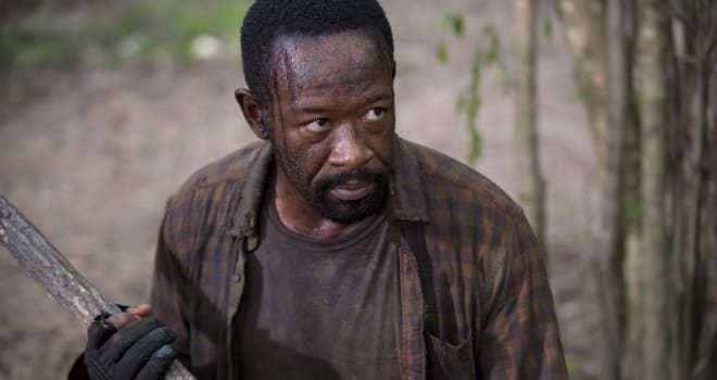 the walking dead, walking dead, morgan, lennie james